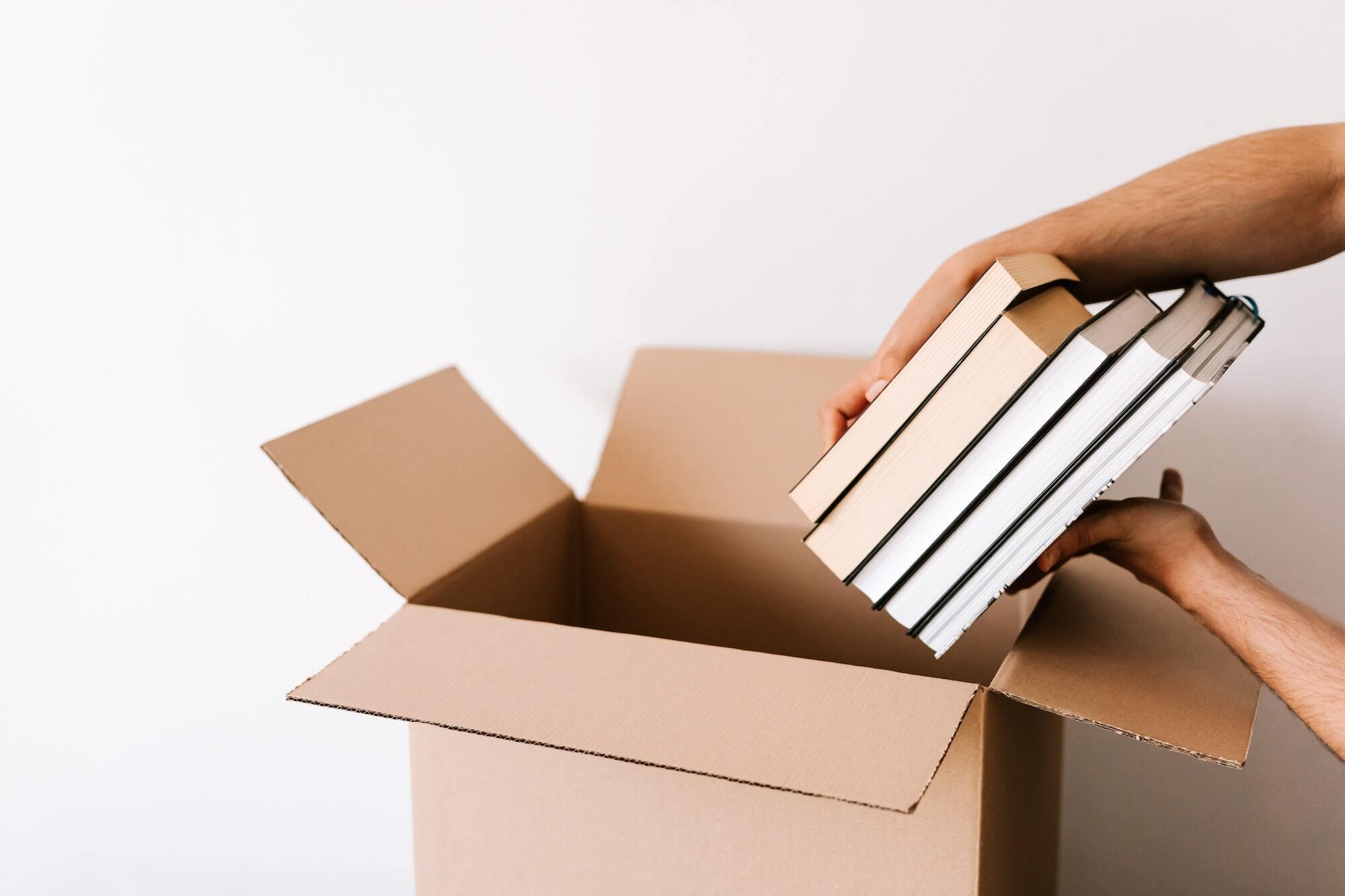 Calculer le nombre de cartons nécessaires